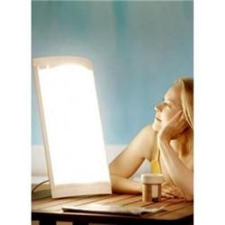 Lampe de luminothérapie...
